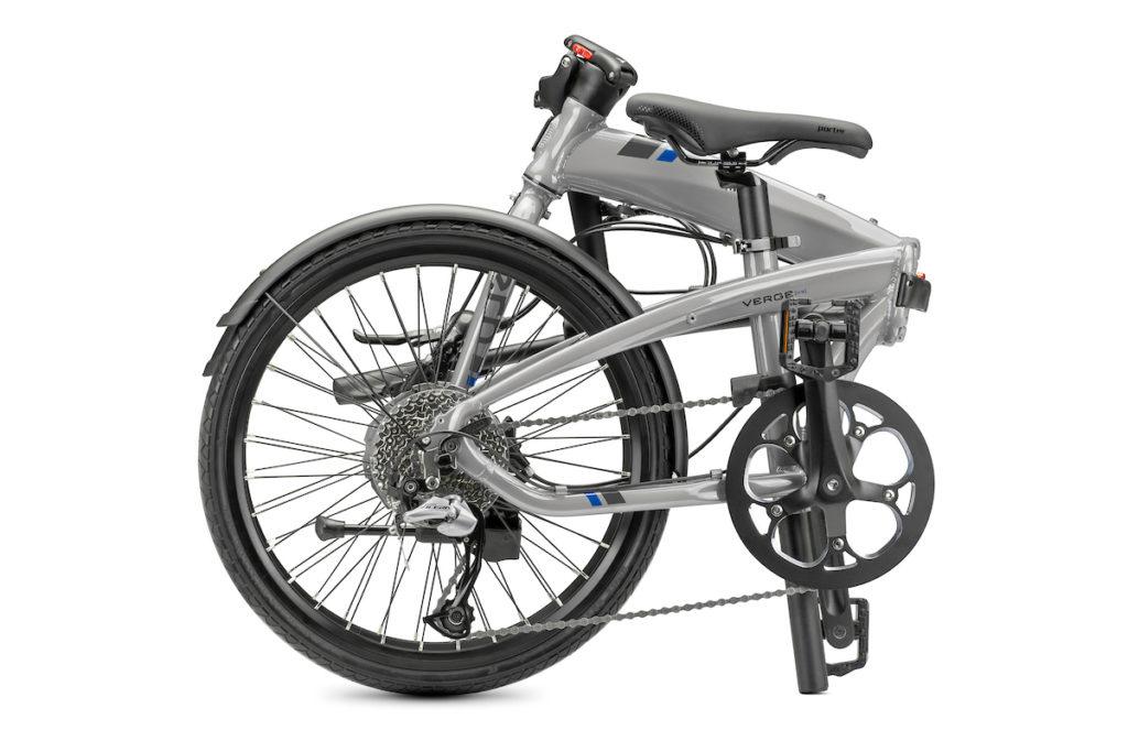 Vélo Pliant TERNE Verge D9